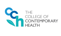 The College of Contemporary Health logo