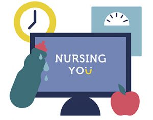 NURSING YOU logo