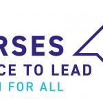 Nurses a voice to lead (ICN logo)